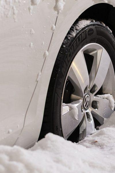 Opony do zimowej jazdy